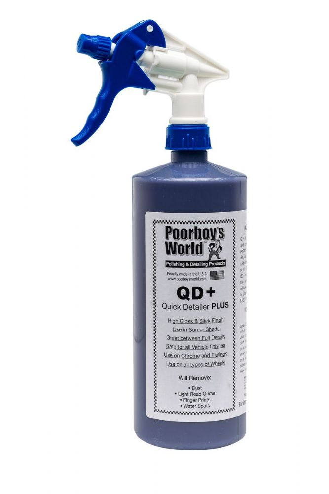 Poorboys QD+ Quick Detailer Plus 946ml